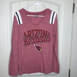 Arizona Cardinals Long Sleeve T Shirt - Perfect